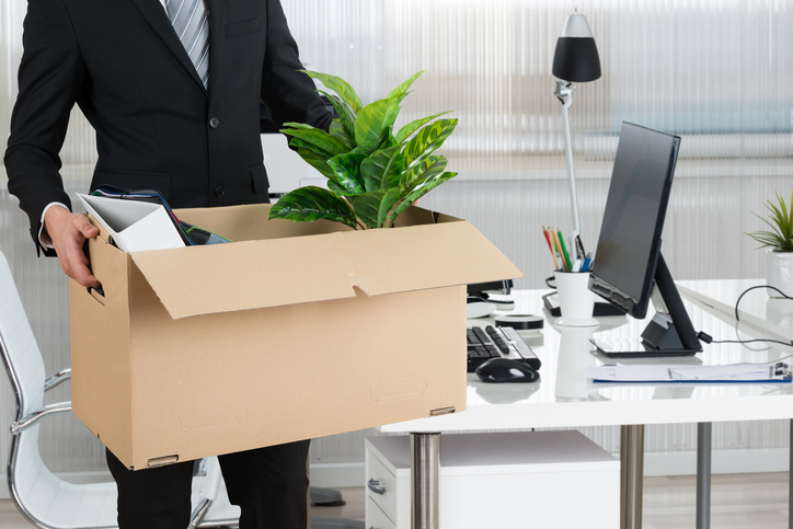 Organization and stages of office relocation