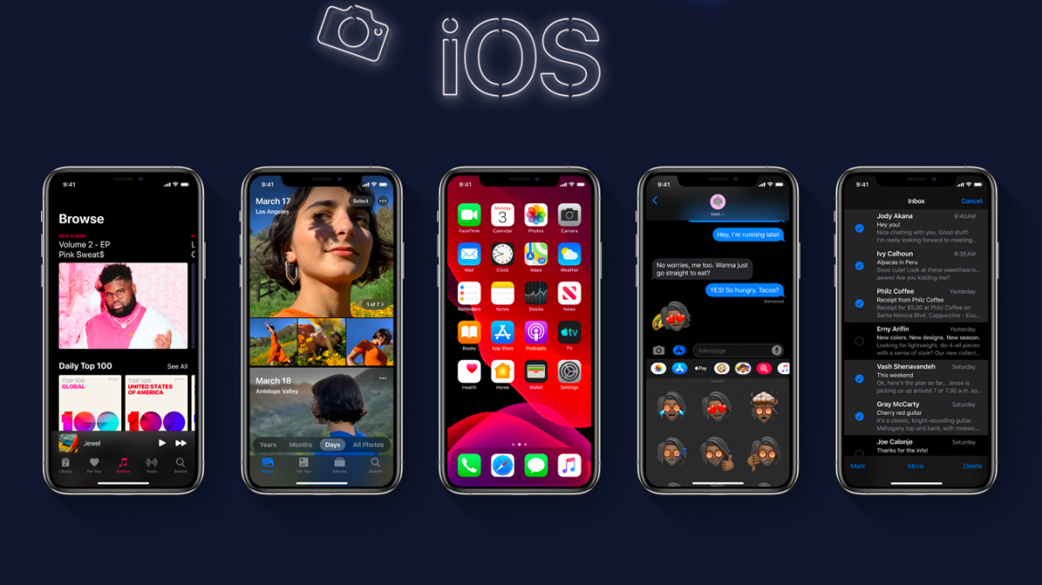IOS 13 beta 3 was able to speed up application launch
